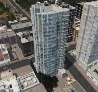 Мод Modern Highrise Condo для Cities Skylines