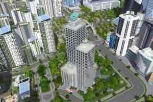 Мод Quad Stalwart XL для Cities Skylines
