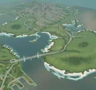 Мод Two Brothers Islands для Cities Skylines