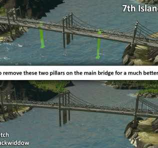 Мод 7th Island Enhanced для Cities Skylines