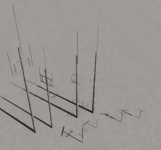 Мод Antennas для Cities Skylines