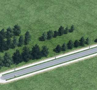 Мод Generic Tree pack для Cities Skylines