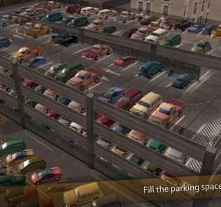 Мод Standard Parking Garage для Cities Skylines
