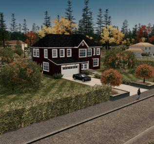 Мод Improved Hedges для Cities Skylines
