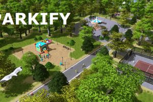 Мод Parkify для Cities Skylines