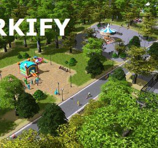 Мод Parkify для Cities Skylines