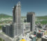Мод Quad's Central World Series 3 для Cities Skylines